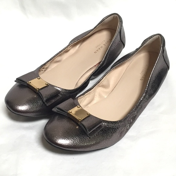 f75d687081b Cole Haan Shoes - COLE HAAN Tali Bow Ballet Flat